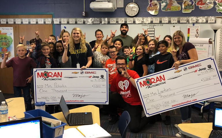 North Sashabaw Teachers Win Cash for Class